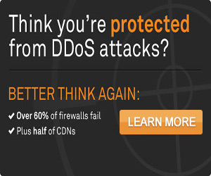 Think you're protected from DDoS attacks?